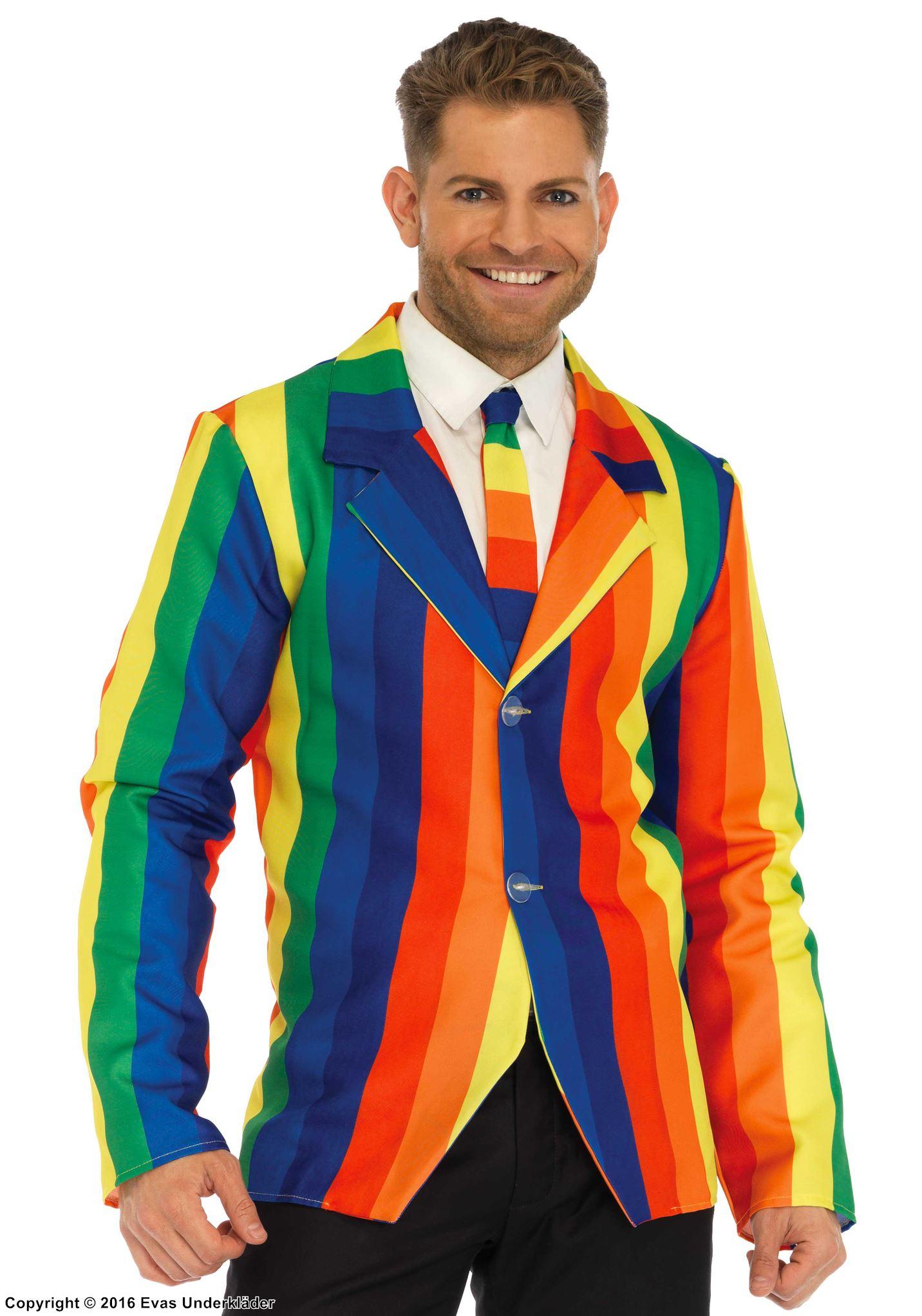 Rainbow Stripe Bow Tie Bowtie Wedding Party Costume Gay Lesbian Price Lgbt